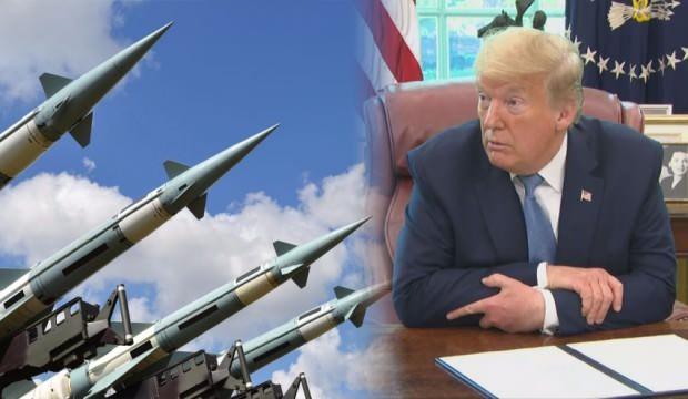 Trump'ın 'süper füze' açıklamasına Rusya'dan cevap: Teslim oluyoruz