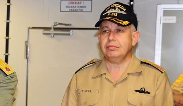 Tümamiral Cihat Yaycı istifa etti iddiası