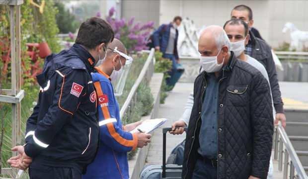 Türkiye'de karantina yurtlarındaki sayı açıklandı