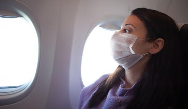 Uçaklarda maske zorunluluğu yaygınlaşıyor