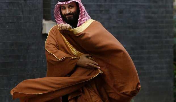 Veliaht Prens Selman Hollywood'a açılıyor