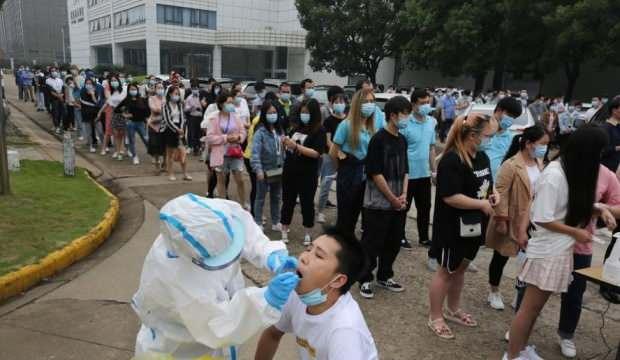 Wuhan'da 8 günde 2 milyon Kovid-19 testi yapıldı