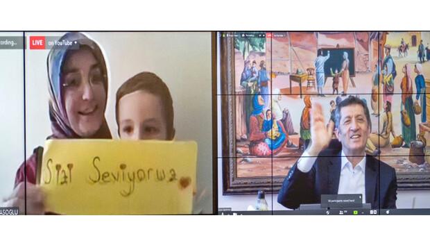 'Ziya öğretmen ile eğitim buluşmaları' Muş'ta