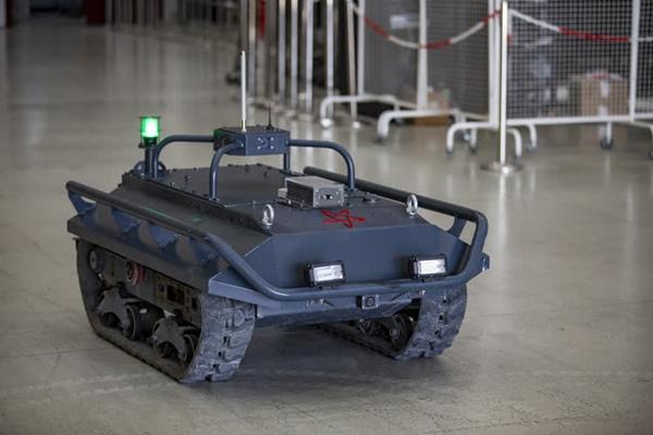 HAVELSAN robotları konuşturacak! İlk araç yolda