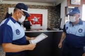 Ankara'da zabıtadan iş yerlerine koronavirüs denetimi