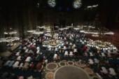 Ayasofya-i Kebir Cami-i Şerifi'nde ilk sabah namazı kılındı