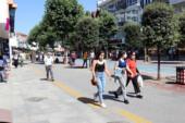 Bolu'da 802 kişiye 721 bin 800 lira maske cezası