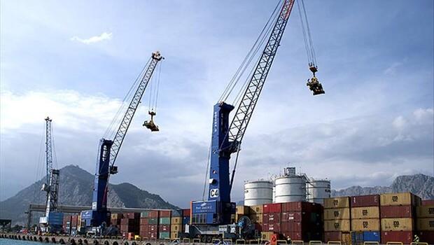 Kocaeli'den yılın ilk yarısında 5,4 milyar dolarlık ihracat