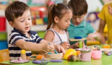 Özel okul öncesi eğitim kurumlar kurallarla açılıyor