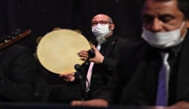 Mersin Büyükşehir Belediyesi, yeni yıl konserleriyle evlere konuk oluyor