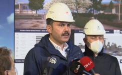 Bakan Kurum: Şu an İstanbul'da 117 bin konutun dönüşümünü gerçekleştiriyoruz