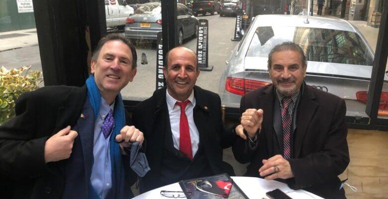 Yönetmen Ömer Sarıkaya'dan, ABD-Türkiye ilişkilerine büyük katkı