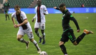 Fatih Karagümrük: 2 – İH Konyaspor: 1   Maç sonucu