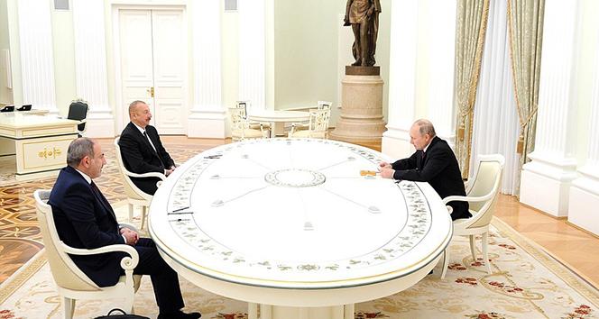 Karabağ'ın kalkınmasına ilişkin ortak bildiri imzalandı