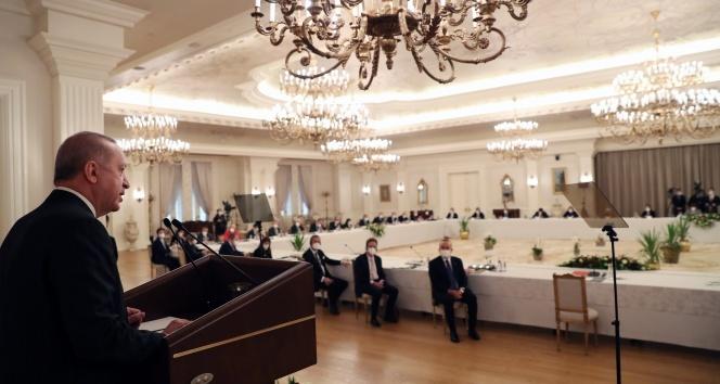 Erdoğan: AB ile ilişkilerimizi yeniden rayına oturtmak için hazırız
