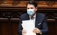 İtalya'da hükümet güvenoyu aldı