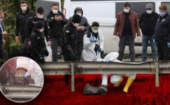 Sakarya'da insana ait olduğu tahmin edilen kemik ve et parçaları bulundu