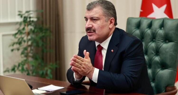 Sağlık Bakanı Fahrettin Koca aşılamada son durumu paylaştı