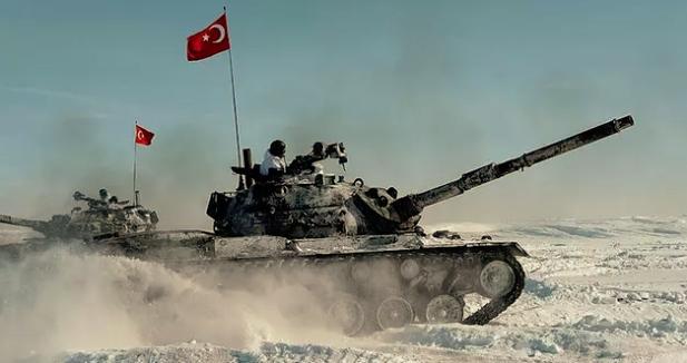 TSK'dan kış tatbikatı! Azerbaycan Silahlı Kuvvetleri de katılacak