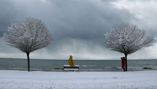 Meteoroloji saat verip uyardı, kar geri geliyor!