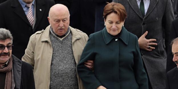 Meral Akşener'in eşi Tuncer Akşener anjiyo oldu
