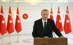Erdoğan: Kamuoyuna sunma aşamasına geldik