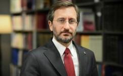 """Fahrettin Altun'dan """"sosyal medya"""" açıklaması"""