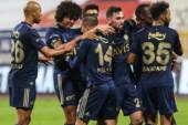 Fenerbahçe deplasmanda gol oldu yağdı