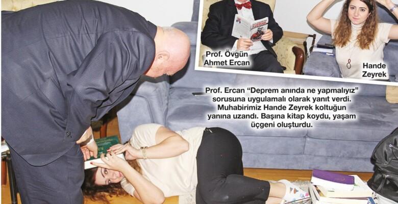 İstanbul depremi için tarih verdi