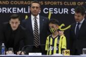 İmza töreninde Mesut Özil transferinin tüm detaylarını anlattı