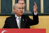 MHP lideri Bahçeli Halk TV sunucusu Gürses'i ti'ye aldı