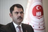 Çevre ve Şehircilik Bakanı Kurum'dan yeni yıl müjdesi