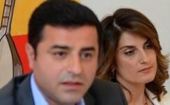 Terörist Selahattin Demirtaş'ın eşinden skandal sözler