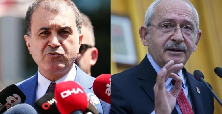 Çelik'ten Kılıçdaroğlu'na sert tepki: 'Böyle skandal bir cümle duyulmamıştır'