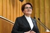 İYİ Parti lideri Akşener'den hükümete eleştiri