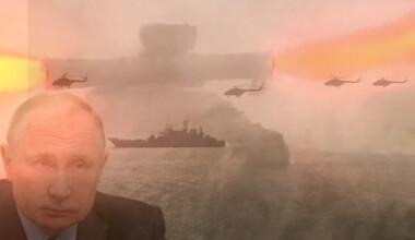 Savaş kapıda! Rusya'dan şok tehdit….