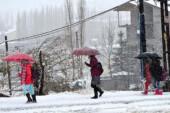 Yüz yüze eğitime kar yağışı engeli!