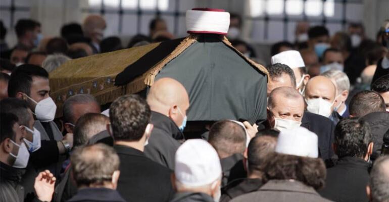 Muhammed Emin Saraç son yolculuğuna uğurlandı