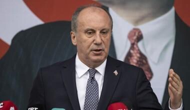 Muharrem İnce'nin rüzgarı CHP'de yerel yönetimleri vurdu