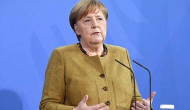 Merkel: Yeni bir sayfa açmaya hazırız