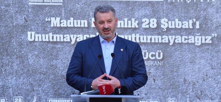 Hasan Turan: Artık söz de, irade de milletindir