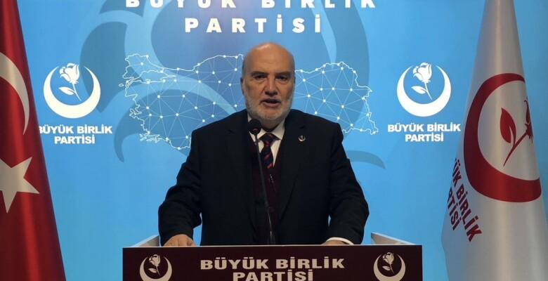 BBP Genel Başkan Yardımcısı Yelis'den, 'Yeni Dünya Düzeni ve Nizam-ı Alem' paylaşımı