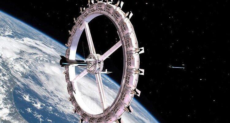 İlk uzay otelinin açılacağı tarih belli oldu!