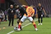 Galatasaray evinde Sivasspor'la berabere kaldı