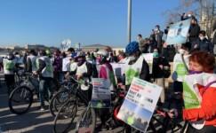 Kadıköy'de Kanal İstanbul'a karşı eylem düzenlendi