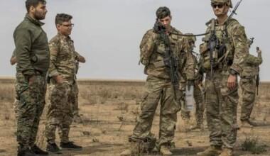 ABD'den YPG'ye helikopter eğitimi