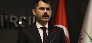 Murat Kurum: Kentsel dönüşüm için yeni finansal çözümü hayata geçiriyoruz