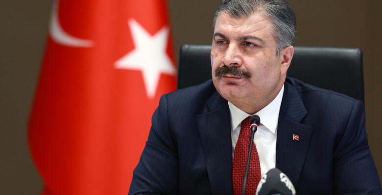 Sağlık Bakanı Fahrettin Koca'dan 5 il için uyarı