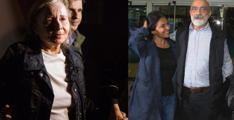 Yargıtay, Ahmet Altan ve Nazlı Ilıcak hakkındaki kararı bozdu
