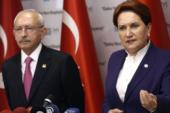 İYİ Parti'den CHP'ye 'HDP' resti! Yolumuza yalnız devam ederiz